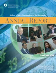 Annual Report 2006 Cover Image